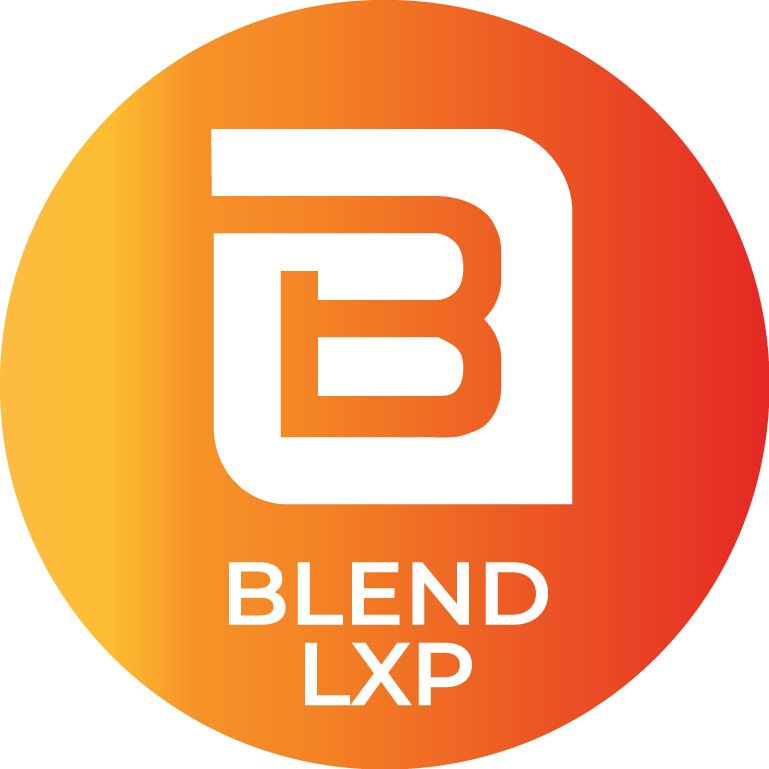 BLEND - Learning Experience Platform (LxP)