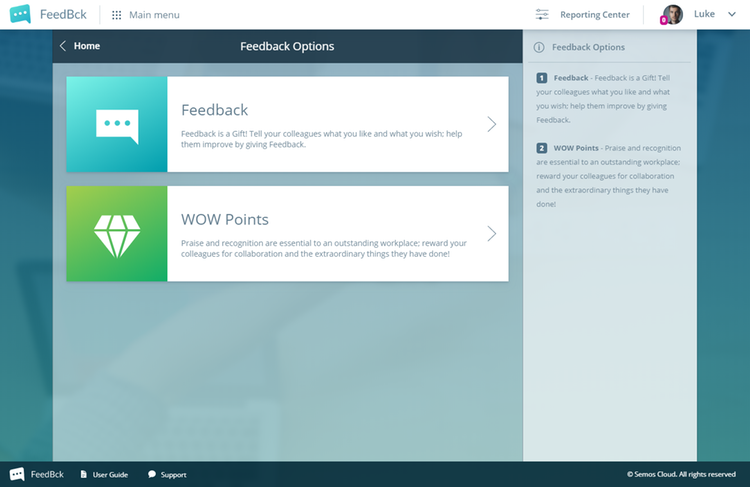 FeedBck - Give Feedback when it's needed