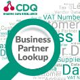 Get Validated Global Business Partner Data