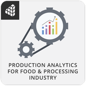 Visual BI's Solution for Production Analytics for Food and Processing Industry